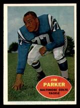 1960 Topps #5 Jim Parker Ex-Mint  ID: 269688