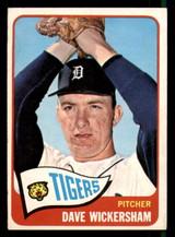1965 Topps #375 Dave Wickersham Ex-Mint