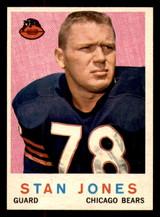 1959 Topps #96 Stan Jones Near Mint