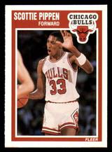 1989-90 Fleer #23 Scottie Pippen NM-Mint  ID: 269166