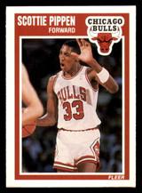 1989-90 Fleer #23 Scottie Pippen NM-Mint  ID: 269170