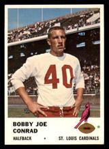 1961 Fleer #22 Bobby Joe Conrad Ex-Mint