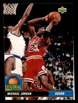 1992-93 #ad9 Michael Jordan NM-Mint