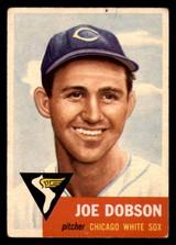 1953 Topps #5 Joe Dobson Poor