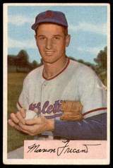 1954 Bowman #3 Marion Fricano Very Good  ID: 253130