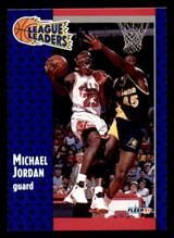 1991-92 Fleer #220 Michael Jordan LL NM-Mint  ID: 269312