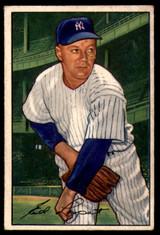 1952 Bowman #17 Ed Lopat Very Good  ID: 214343