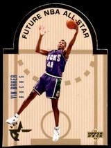 1993-94 Upper Deck Special Edition East All Stars #E8 Vin Baker NM Die Cut