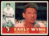 1960 Topps #1 Early Wynn Very Good  ID: 251232