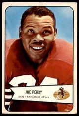 1954 Bowman #6 Joe Perry Very Good  ID: 236001