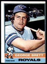 1976 Topps #19 George Brett Very Good  ID: 246014