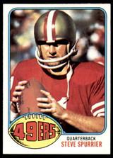 1976 Topps #274 Steve Spurrier NM-Mint  ID: 225831