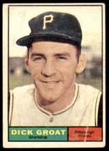 1961 Topps #1 Dick Groat G-VG
