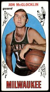 1969-70 Topps #14 Jon McGlocklin G-VG RC Rookie  ID: 213315