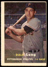 1957 Topps #3 Dale Long G-VG  ID: 223182