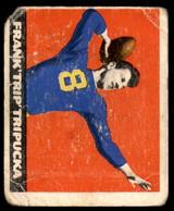 1948 Leaf #49 Frank Tripucka Poor RC Rookie