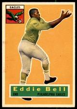 1956 Topps #4 Eddie Bell Ex-Mint