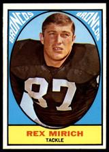 1967 Topps #32 Rex Mirich NM-Mint RC Rookie