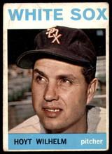 1964 Topps #13 Hoyt Wilhelm Very Good  ID: 233535