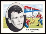 1961 Nu-Card #170 Jim Furlong NM-Mint