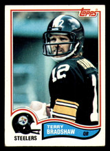 1982 Topps #204 Terry Bradshaw Excellent+