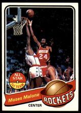 1979-80 Topps #100 Moses Malone Near Mint+  ID: 202593