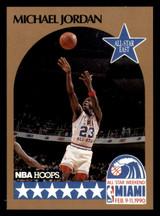 1990-91 Hoops #5 Michael Jordan AS NM-Mint SP  ID: 269214