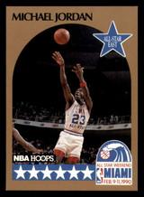 1990-91 Hoops #5 Michael Jordan AS NM-Mint SP  ID: 269218