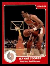 1983-84 Star #99 Wayne Cooper Near Mint+