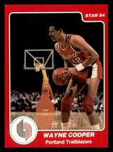 1983-84 Star #99 Wayne Cooper NM-Mint  ID: 274858