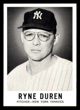 1960 Leaf #22 Ryne Duren Near Mint