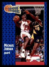 1991-92 Fleer #220 Michael Jordan LL NM-Mint  ID: 269308