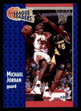 1991-92 Fleer #220 Michael Jordan LL NM-Mint  ID: 269310