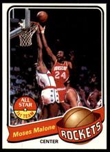 1979-80 Topps #100 Moses Malone Near Mint