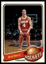 1979-80 Topps #120 Rick Barry Near Mint+  ID: 202597