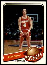1979-80 Topps #120 Rick Barry Near Mint+  ID: 202600