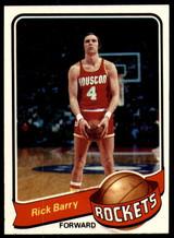 1979-80 Topps #120 Rick Barry Near Mint+  ID: 202602