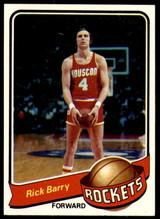 1979-80 Topps #120 Rick Barry Near Mint+  ID: 202603