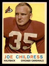 1959 Topps #13 Joe Childress Ex-Mint  ID: 268421