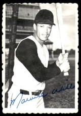 1969 Topps Deckle Edge #24 Maury Wills Ex-Mint  ID: 264932
