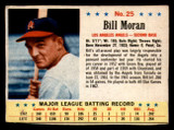 1963 Post Cereal #25 Billy Moran Very Good  ID: 280851
