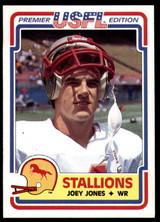 1984 Topps USFL #13 Joey Jones NM-Mint  ID: 262975