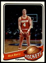 1979-80 Topps #120 Rick Barry Near Mint  ID: 202596