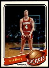 1979-80 Topps #120 Rick Barry Near Mint  ID: 202598