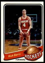 1979-80 Topps #120 Rick Barry Near Mint  ID: 202599