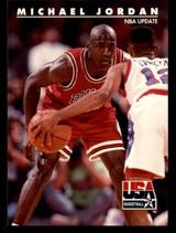 1992-93 SkyBox USA #37 Michael Jordan NM-Mint  ID: 269466