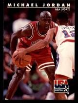 1992-93 SkyBox USA #37 Michael Jordan NM-Mint  ID: 269467