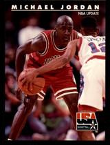 1992-93 SkyBox USA #37 Michael Jordan NM-Mint  ID: 269469