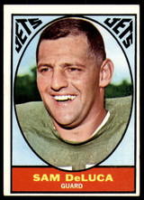 1967 Topps #92 Sam DeLuca Excellent+  ID: 216989