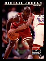1992-93 SkyBox USA #37 Michael Jordan NM-Mint  ID: 269470